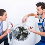 Local washing machine repairs in North London by Mix Repairs.