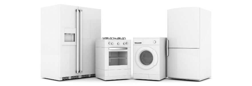 Domestic appliances repairs