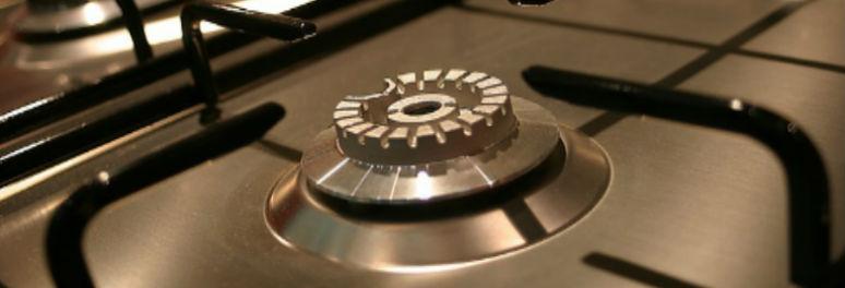 Aluminum gas cooker