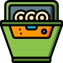 gas cooker stove icon