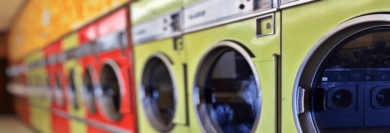 Commercial washing machines in London