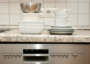 cups and mugs over countertop